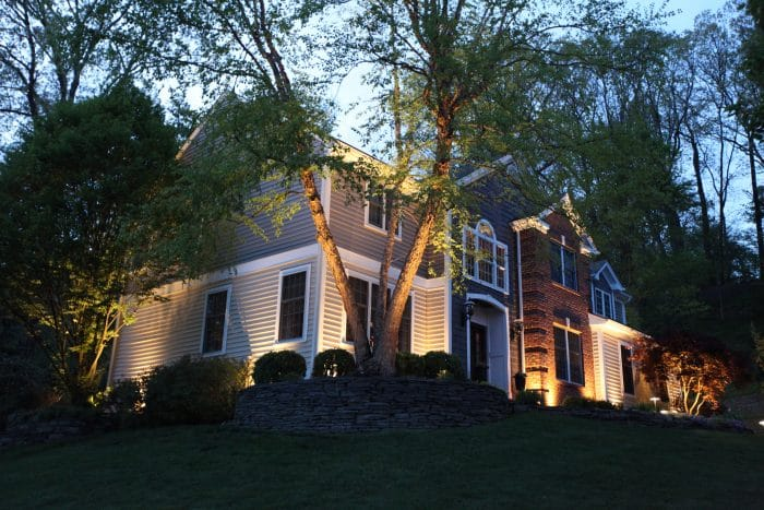 House Night Lighting